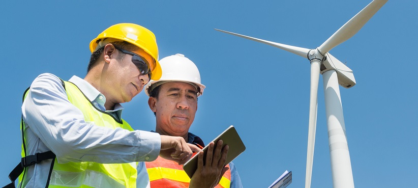 windpower companies are among those recruiting the best candidates